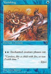 Vanishing Magic Card