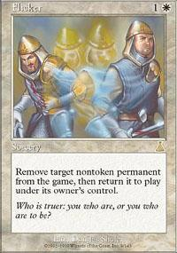 Flicker Magic Card