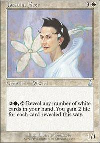 Jasmine Seer Magic Card