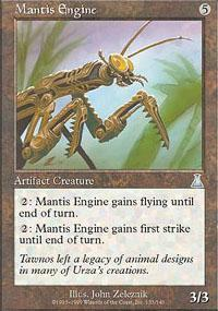 Mantis Engine Magic Card