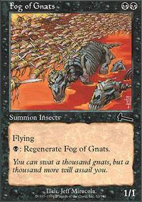 Fog of Gnats Magic Card