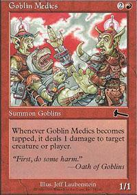 Goblin Medics Magic Card