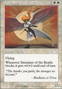 Sustainer of the Realm Magic Card