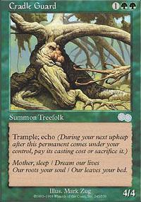 Cradle Guard Magic Card