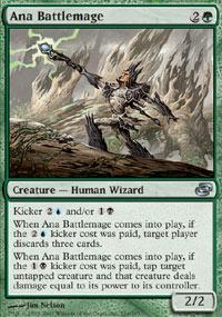 Ana Battlemage Magic Card