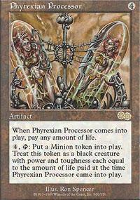 Phyrexian Processor Magic Card