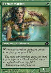 Essence Warden Magic Card