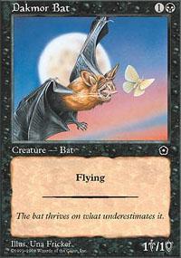 Dakmor Bat Magic Card