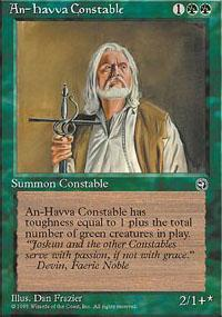 An-Havva Constable Magic Card