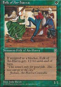Folk of An-Havva Magic Card