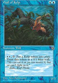 Wall of Kelp Magic Card