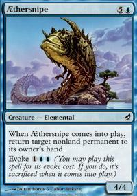 AEthersnipe Magic Card