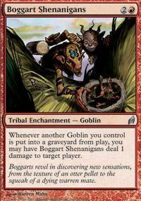 Boggart Shenanigans Magic Card
