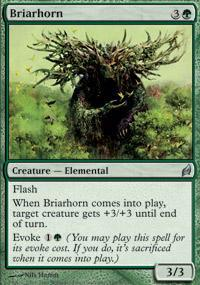 Briarhorn Magic Card