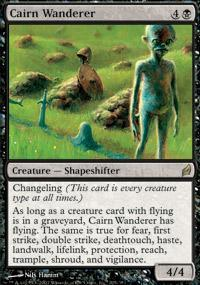 Cairn Wanderer Magic Card