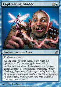 Captivating Glance Magic Card