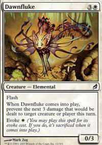 Dawnfluke Magic Card