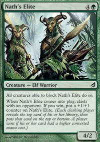 Nath's Elite Magic Card
