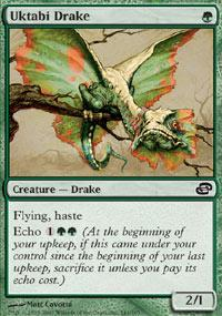 Uktabi Drake Magic Card