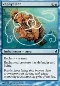 Zephyr Net Magic Card