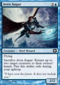 Aven Augur Magic Card