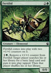Fertilid Magic Card