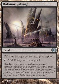 Dakmor Salvage Magic Card