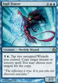 Sigil Tracer Magic Card