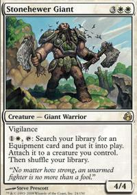 Stonehewer Giant Magic Card