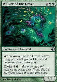 Walker of the Grove Magic Card