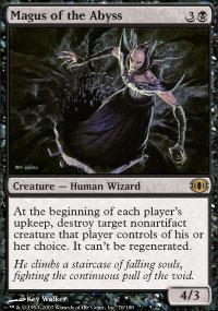 Magus of the Abyss Magic Card
