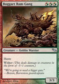 Boggart Ram-Gang Magic Card