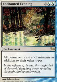 Enchanted Evening Magic Card