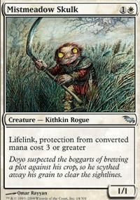 Mistmeadow Skulk Magic Card