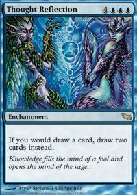 Thought Reflection Magic Card