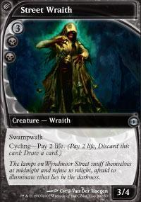 Street Wraith Magic Card