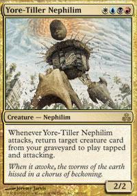 Yore-Tiller Nephilim Magic Card