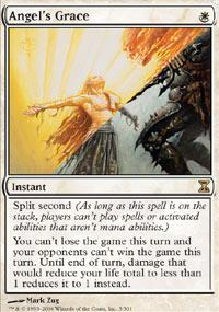 Angel's Grace Magic Card