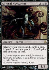 Abyssal Nocturnus Magic Card