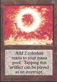 Sol Ring Magic Card