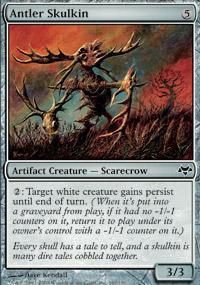 Antler Skulkin Magic Card