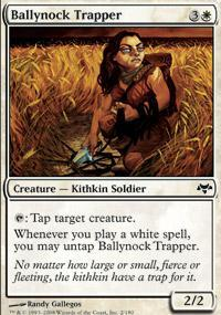 Ballynock Trapper Magic Card