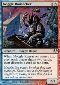 Noggle Ransacker Magic Card