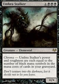 Umbra Stalker Magic Card