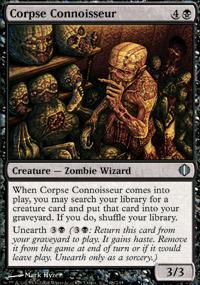 Corpse Connoisseur Magic Card