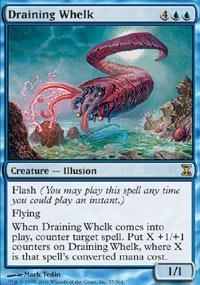 Draining Whelk Magic Card