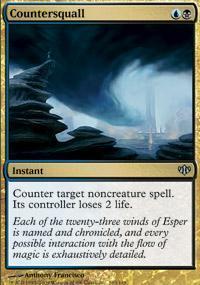 Countersquall Magic Card