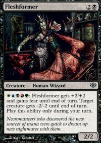Fleshformer Magic Card