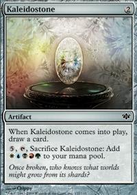 Kaleidostone Magic Card