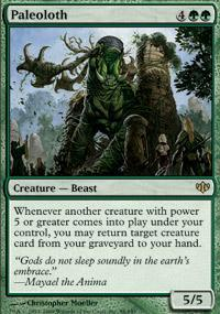 Paleoloth Magic Card